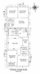 980 sqft, 2 bhk BuilderFloor in Builder om residency Shyambazar 5 Point Crossing, Kolkata at Rs. 55.0000 Lacs