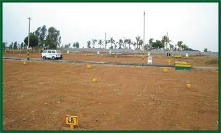 1200 sqft, Plot in M And M Telecom Aero Park Residency Near International Airport, Bangalore at Rs. 8.0000 Lacs