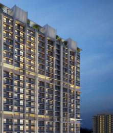 793 sqft, 2 bhk Apartment in Crescent Sky Heights Dahisar, Mumbai at Rs. 90.0000 Lacs