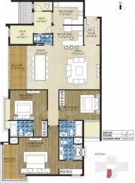 2780 sqft, 3 bhk Apartment in TVH Quadrant Adyar, Chennai at Rs. 0.0100 Cr
