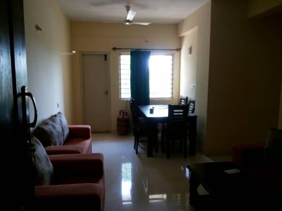 1200 sqft, 2 bhk Apartment in Sri Sannidhi Rajarajeshwari Nagar, Bangalore at Rs. 11000