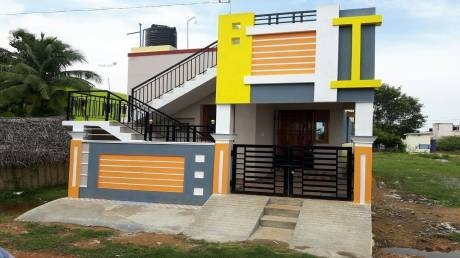 1000 sqft, 2 bhk IndependentHouse in Builder Project Mannivakkam Extension, Chennai at Rs. 35.0000 Lacs