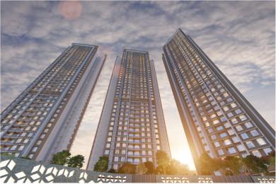823 sqft, 2 bhk Apartment in SD Corp Epsilon Kandivali East, Mumbai at Rs. 1.7000 Cr