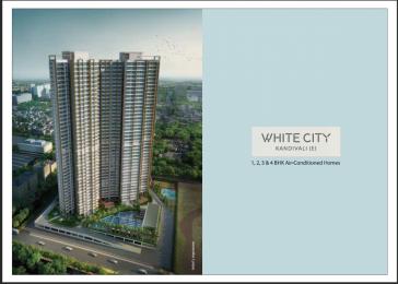 742 sqft, 1 bhk Apartment in Rajesh Raj White City Kandivali East, Mumbai at Rs. 1.2970 Cr