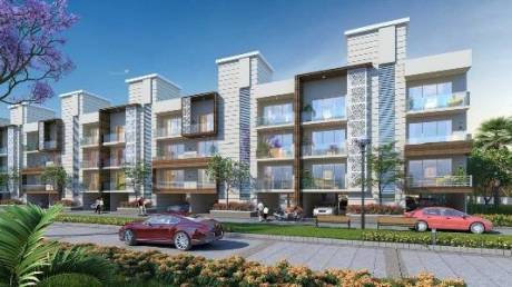 1156 sqft, 2 bhk IndependentHouse in Builder Project Patiala Road Zirakpur, Chandigarh at Rs. 34.1900 Lacs