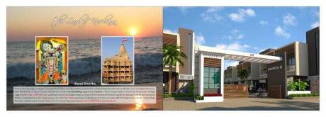 1200 sqft, 3 bhk Villa in Builder dwarkesh 3 Dwarkadhish Temple Road, Jamnagar at Rs. 35.0000 Lacs