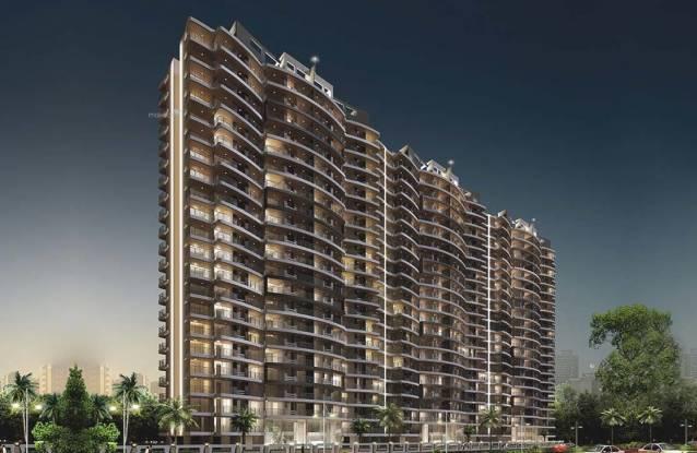 870 sqft, 1 bhk Apartment in Satra Eastern Heights Chembur, Mumbai at Rs. 99.0000 Lacs