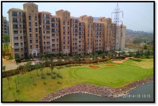 628 sqft, 1 bhk Apartment in Indiabulls Golf City Khopoli, Mumbai at Rs. 37.7000 Lacs