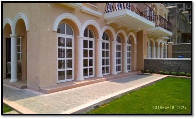 628 sqft, 1 bhk Apartment in Indiabulls Golf City Khopoli, Mumbai at Rs. 37.7000 Lacs