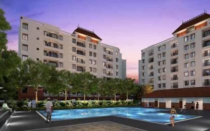 1369 sqft, 3 bhk Apartment in Akshaya Republic Kovur, Chennai at Rs. 65.7120 Lacs