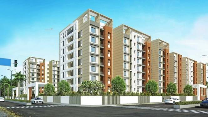 600 sqft, 2 bhk Apartment in Radiance Empire Perambur, Chennai at Rs. 34.1940 Lacs