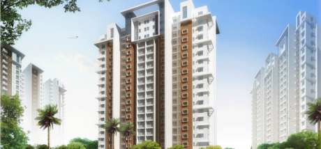 1024 sqft, 2 bhk Apartment in Doshi Risington Karapakkam, Chennai at Rs. 52.7360 Lacs