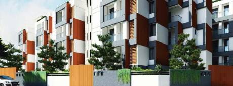 1009 sqft, 2 bhk Apartment in Newry Shanmita Pallikaranai, Chennai at Rs. 58.5220 Lacs