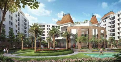 1450 sqft, 3 bhk Apartment in Akshaya Republic Kovur, Chennai at Rs. 69.6000 Lacs