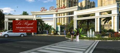 1560 sqft, 3 bhk Apartment in MKS Infratech La Royale Shakti Khand, Ghaziabad at Rs. 85.0000 Lacs
