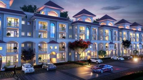 925 sqft, 3 bhk Apartment in SBP City Of Dreams Sector 116 Mohali, Mohali at Rs. 30.9000 Lacs