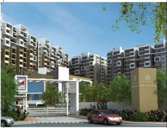 1276 sqft, 2 bhk Apartment in Manjeera Monarch Mangalagiri, Vijayawada at Rs. 61.0000 Lacs