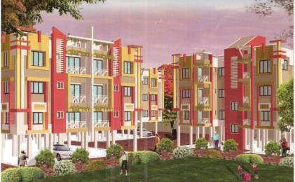 793 sqft, 2 bhk Apartment in Builder Brahamva Enterprise Deeptobani Residency Dhakuria, Kolkata at Rs. 42.0000 Lacs