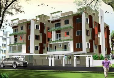 1250 sqft, 3 bhk Apartment in Builder BRAHAMVA ENTERPRISE Anandopur Madurdaha Near Ruby Hospital On EM Bypass, Kolkata at Rs. 53.0000 Lacs