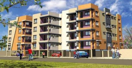 1300 sqft, 3 bhk Apartment in Builder BRAHAMVA ENTERPRISE Anandopur Madurdaha Hussainpur, Kolkata at Rs. 55.0000 Lacs