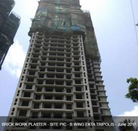 1188 sqft, 2 bhk Apartment in Ekta Tripolis Goregaon West, Mumbai at Rs. 1.6275 Cr