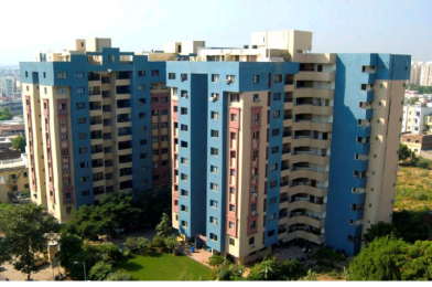 1160 sqft, 2 bhk Apartment in Vishwanath Sharanam I Jodhpur Village, Ahmedabad at Rs. 61.0000 Lacs