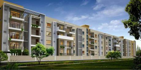 911 sqft, 2 bhk Apartment in Builder luxury flats for sale near marthahalli Marathahalli, Bangalore at Rs. 49.6300 Lacs