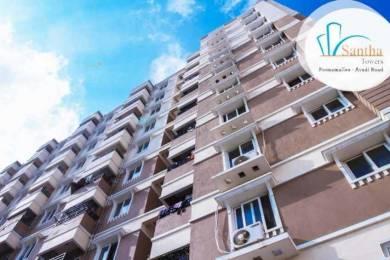 908 sqft, 2 bhk Apartment in OM Shakthy Santha Towers Phase II Avadi, Chennai at Rs. 36.0000 Lacs