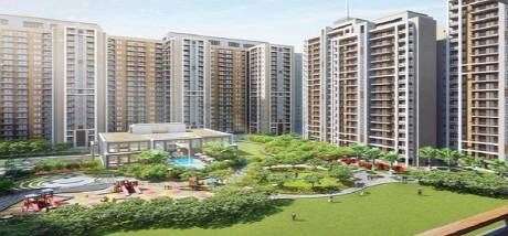 1375 sqft, 3 bhk Apartment in Rishita Manhattan Gomti Nagar Extension, Lucknow at Rs. 47.4100 Lacs