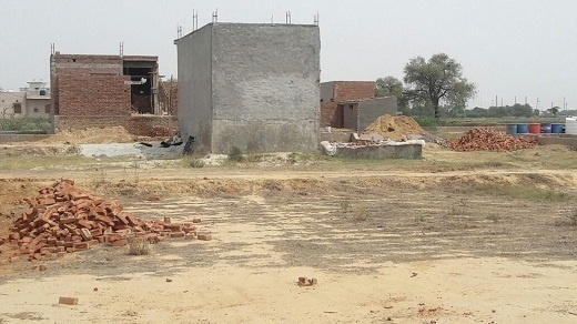 450 sqft, Plot in Builder Cdr Affordable Housing Mathura Road, Faridabad at Rs. 3.5000 Lacs