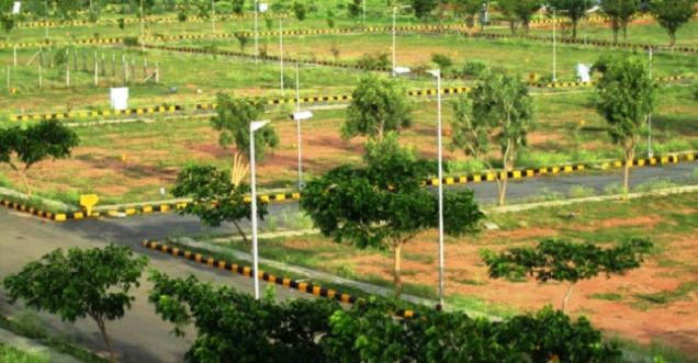 450 sqft, Plot in Builder cdr ecco green Mathura Road, Faridabad at Rs. 3.0000 Lacs