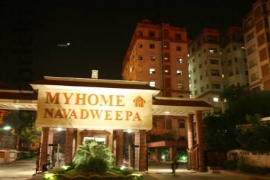 2000 sqft, 3 bhk Apartment in My Home Navadweepa Madhapur, Hyderabad at Rs. 1.3600 Cr