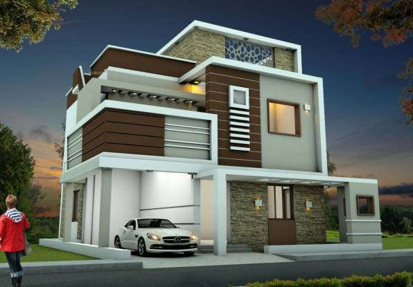 850 sqft, 2 bhk Villa in Builder ramana gardenz Marani mainroad, Madurai at Rs. 35.0000 Lacs