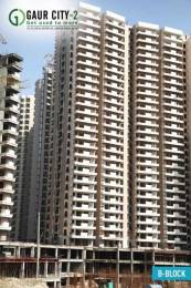 450 sqft, 1 bhk Apartment in Gaursons 14th Avenue Sector 16C Noida Extension, Greater Noida at Rs. 15.1650 Lacs
