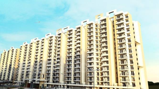 745 sqft, 1 bhk Apartment in Gaursons 14th Avenue Sector 16C Noida Extension, Greater Noida at Rs. 25.1065 Lacs