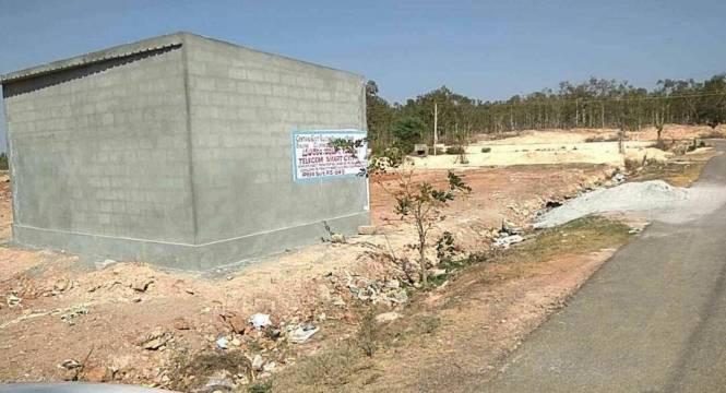 869 sqft, Plot in Telecom Aero City Devanahalli, Bangalore at Rs. 13.0350 Lacs