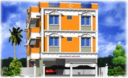 1620 sqft, 3 bhk Apartment in Builder KVC MALAR MOZHI MEADOWS Iyappanthangal, Chennai at Rs. 72.9000 Lacs