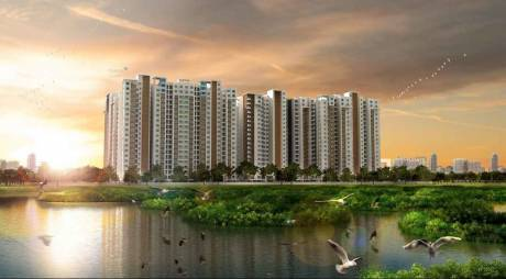 1027 sqft, 2 bhk Apartment in Doshi Risington Karapakkam, Chennai at Rs. 54.3797 Lacs