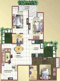 1671 sqft, 3 bhk Apartment in Himalaya Pride Techzone 4, Greater Noida at Rs. 50.0000 Lacs