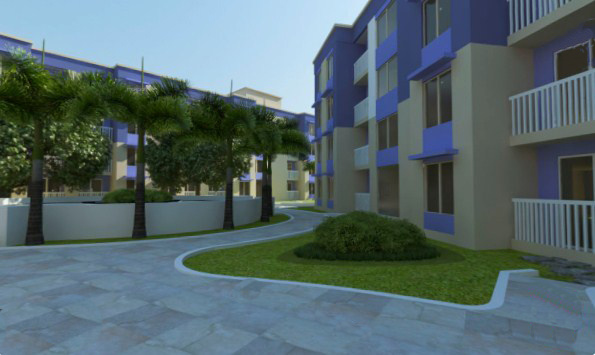 1270 sqft, 2 bhk Apartment in Brigade Xanadu Mogappair, Chennai at Rs. 99.5000 Lacs