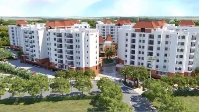 924 sqft, 2 bhk Apartment in Akshaya Republic Kovur, Chennai at Rs. 59.0000 Lacs