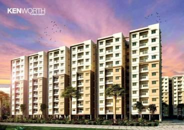 1040 sqft, 3 bhk Apartment in Provident Kenworth Rajendra Nagar, Hyderabad at Rs. 52.0000 Lacs