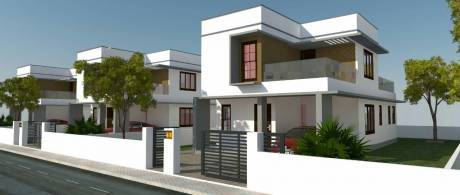 1600 sqft, 3 bhk Villa in Builder East Avenue Villas Menamkulam, Trivandrum at Rs. 58.0000 Lacs