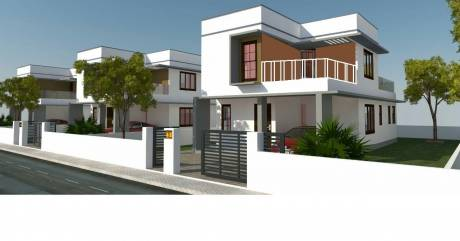 1250 sqft, 3 bhk Villa in Builder Chothys Green View vIllas Vattiyoorkavu, Trivandrum at Rs. 38.0000 Lacs