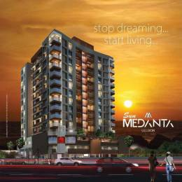 1099 sqft, 2 bhk Apartment in Sun Medanta Ulloor, Trivandrum at Rs. 53.8510 Lacs