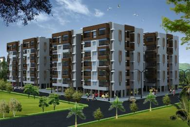 2000 sqft, 3 bhk Apartment in Builder Palmwood residency Katulbod, Durg at Rs. 47.0000 Lacs