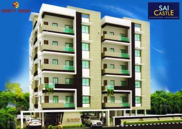 1060 sqft, 2 bhk Apartment in Builder sai castle Kurmannapalem, Visakhapatnam at Rs. 28.5000 Lacs