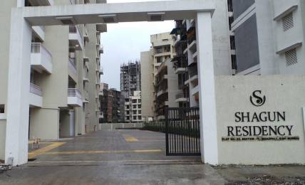 676 sqft, 1 bhk Apartment in Shree Shagun Shagun Residency Kalamboli, Mumbai at Rs. 55.0000 Lacs