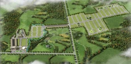 727 sqft, Plot in Builder L N City Gandhi Nager Airport road, Indore at Rs. 18.0000 Lacs