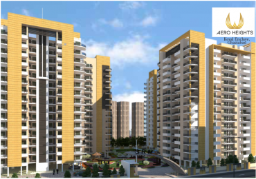 1696 sqft, 3 bhk Apartment in Builder Oxirich Construction Aero Heights Koyal Enclave Ghaziabad Indraprastha Yojna, Ghaziabad at Rs. 59.3600 Lacs